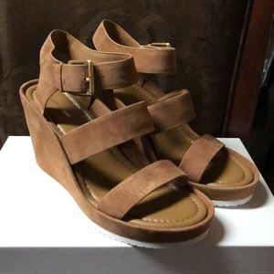 Calvin Klein wedge sandal